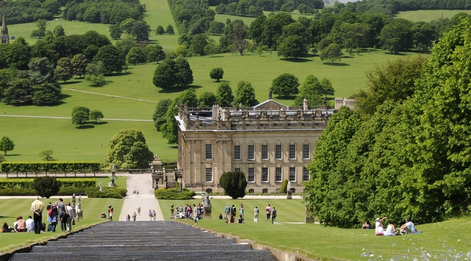 Chatsworth House Discount