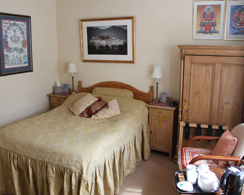 Cascades House Bed Breakfast Tibet Suite