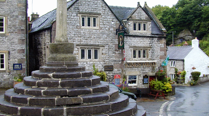 Places To Eat in Derbyshire